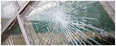 Cwmbran Smashed Glass